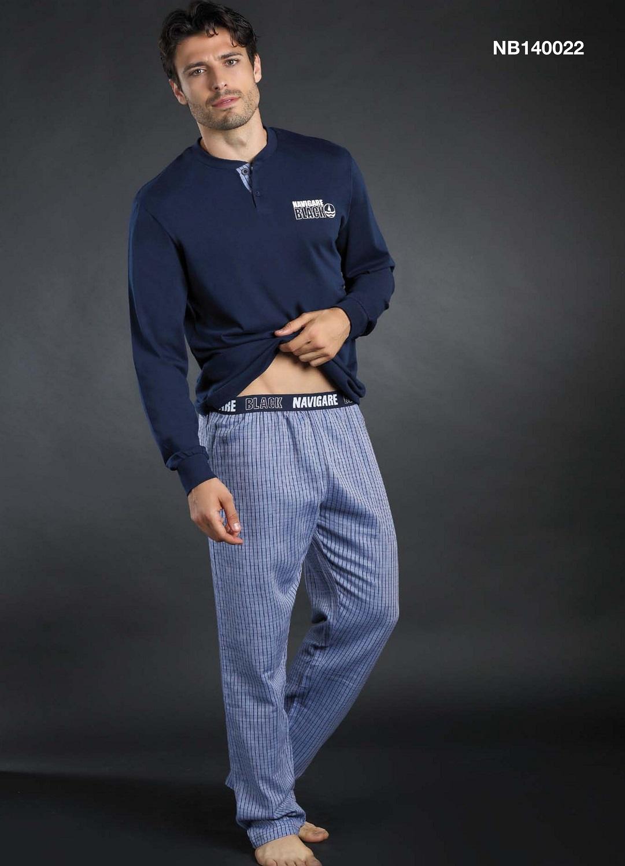 Ανδρικές πυτζάμες χειμωνιάτικες on line με -20% a72118899c5