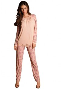 207c84faf88 Γυναικείες πυτζάμες χειμωνιάτικες on line μόνο στο BUSTO