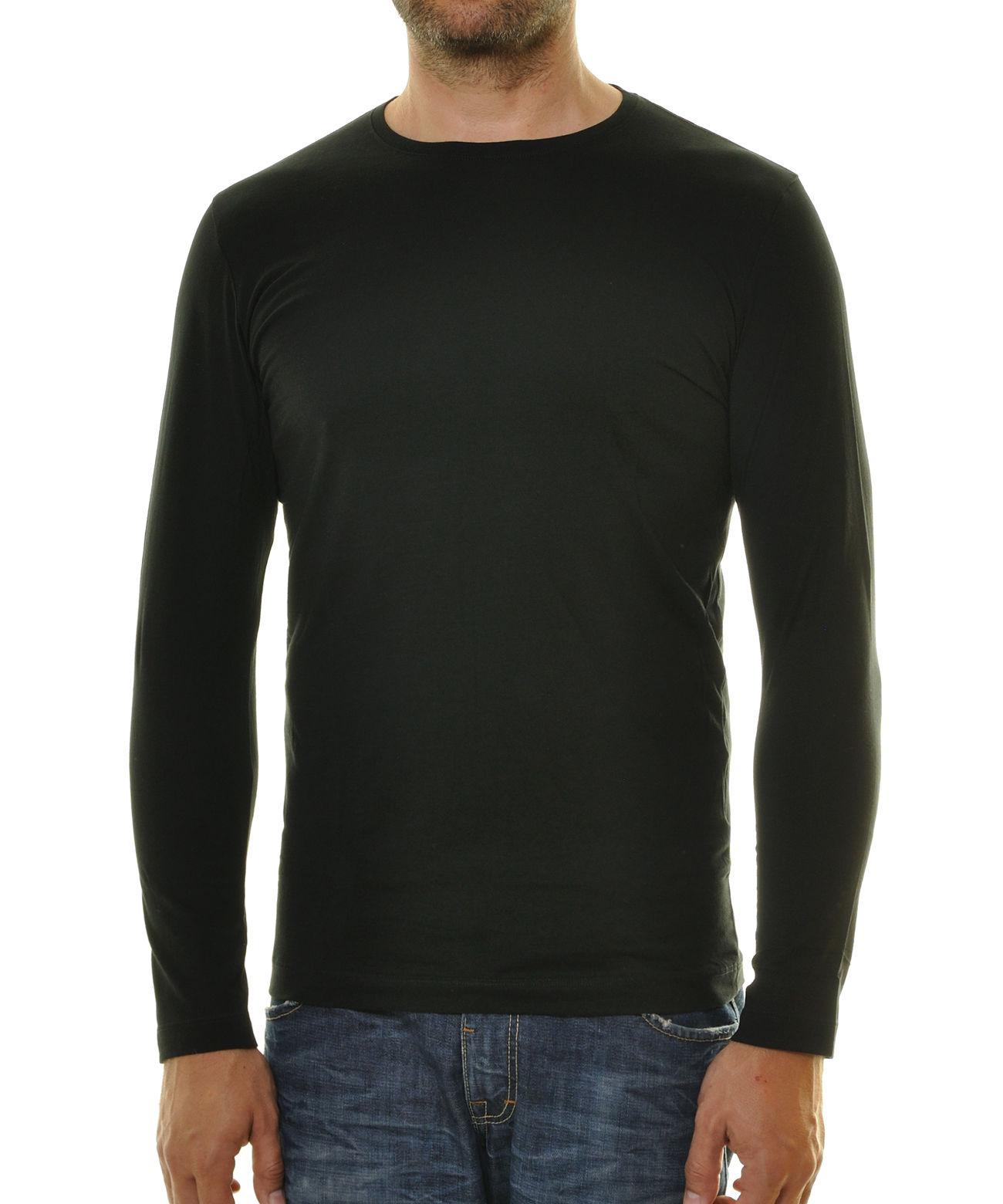07ee24efc1c Ισοθερμική Ανδρική Μπλούζα μπλούζα με μακρύ μανίκι μόνο στο BUSTO